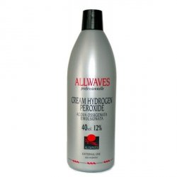 ALLWAVES Woda utleniona w kremie 40 Vol 12% ML