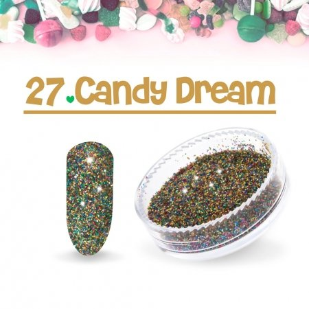 27.  Candy Dream