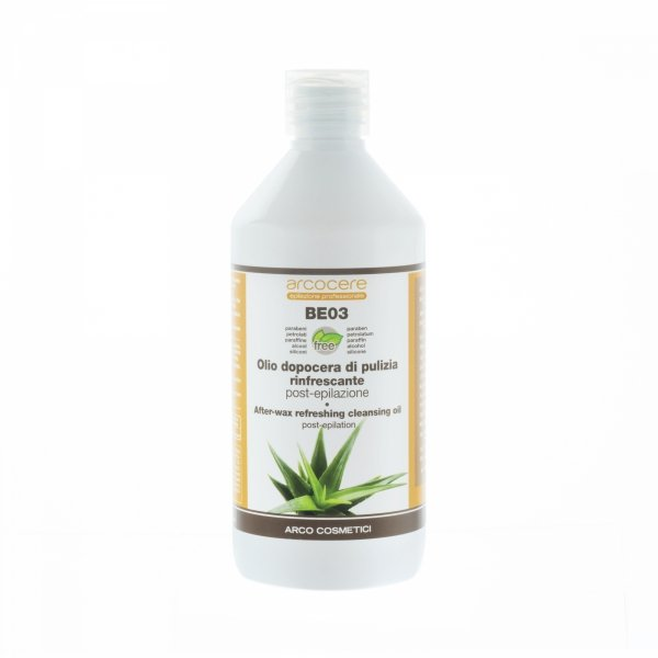 Lotion po depilacji Aloes BE03 500ml