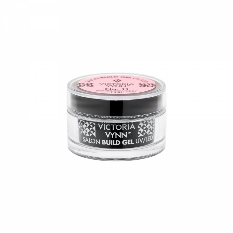 Victoria Vynn ŻEL BUDUJĄCY kolor: Cover Powdery Pink 15 ml (011)
