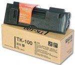 Kyocera Mita oryginalny toner TK100. black. 6000s. 370PU5KW. Kyocera Mita KM-1500 370PU5KW