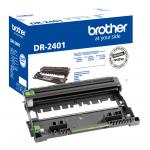Brother oryginalny bęben DR2401, black, 12000s, Brother DCP-L2532DW, DCP-L2552DN, HL-L2312D, HL-L2352DW DR2401