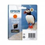 Epson oryginalny wkład atramentowy / tusz C13T32494010. orange. 14ml. Epson SureColor SC-P400 C13T32494010