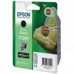 Epson oryginalny wkład atramentowy / tusz C13T034140. photo black. 628s. 17ml. Epson Stylus Photo 2100