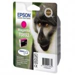 Epson oryginalny wkład atramentowy / tusz C13T08934011. magenta. 3.5ml. Epson Stylus S20. SX100. SX200. SX400 C13T08934011
