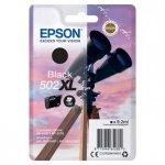 Epson oryginalny ink C13T02W14010, 502XL, T02W140, black, 9.2ml, Epson XP-5100, XP-5105, WF-2880dwf, WF2865dwf C13T02W14010