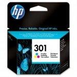 HP oryginalny wkład atramentowy / tusz CH562EE. No.301. color. 165s. HP HP Deskjet 1000. 1050. 2050. 3000. 3050 CH562EE
