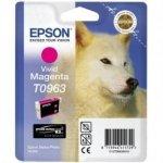 Epson oryginalny wkład atramentowy / tusz C13T09634010. magenta. 13ml. Epson Stylus Photo R2880 C13T09634010