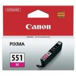 Canon oryginalny wkład atramentowy / tusz CLI551M. magenta. 7ml. 6510B001. Canon PIXMA iP7250. MG5450. MG6350 6510B001