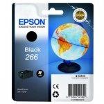 Epson oryginalny wkład atramentowy / tusz C13T26614010. 266. black. 5.8ml. Epson WF-100W C13T26614010