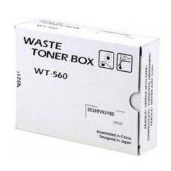 Kyocera Mita oryginalny pojemnik na zużyty toner WT560. 15000s. Kyocera Mita FS-C 5100DN/C. 5200DN/C. 5300DN