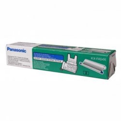 Panasonic oryginalna folia do faxu KX-FA54X. 2*114str.. Panasonic Fax KX-FP 148CE. 145. 143. KX-FC 231. 233. 235. 23 KX-FA54X