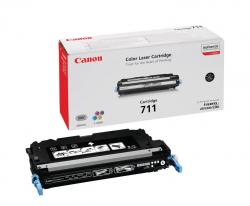 Canon oryginalny toner CRG711. black. 6000s. 1660B002. Canon LBP-5300