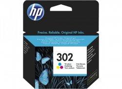 HP oryginalny wkład atramentowy / tusz blistr. F6U65AE#301. No.302. color. 165/165/165s. 4ml. HP OJ 3830.3834.4650. DJ 2130.3630.1010. Envy 4520 F6U65AE#301