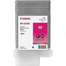 Canon oryginalny wkład atramentowy / tusz PFI101 M. magenta. 130ml. 0885B001. ploter iPF-5000 0885B001