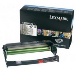 Lexmark oryginalny bęben X340H22G, black, 30000s, Lexmark X34x