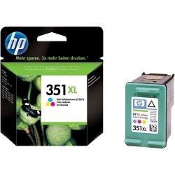 HP oryginalny wkład atramentowy / tusz 351XL Ink Cart/Tri colour