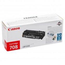 Canon oryginalny toner CRG708. black. 2500s. 0266B002. Canon LBP-3300