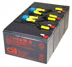 APC Bateria Replacement Battery/12V 7Ah SU1400RMINET RBC8