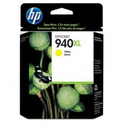 HP oryginalny wkład atramentowy / tusz C4909AE. No.940XL. yellow. HP Officejet Pro 8000. Pro 8500 C4909AE
