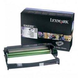 Lexmark oryginalny bęben 12A8302. black. 30000s. Lexmark E232. E330. E332n. E340. E342n. E342tn