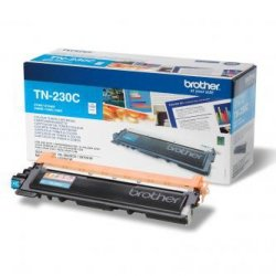 Brother oryginalny toner TN230C. cyan. 1400s. Brother HL-3040CN. 3070CW. DCP-9010CN. 9120CN. MFC-9320CW
