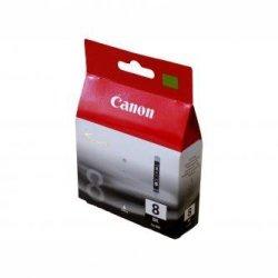Canon oryginalny wkład atramentowy / tusz CLI8BK. black. 940s. 13ml. 0620B001. Canon iP4200. iP5200. iP5200R. MP500. MP800 0620B001