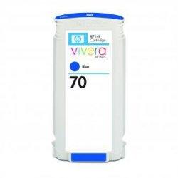 HP oryginalny wkład atramentowy / tusz C9458A. No.70. blue. 130ml. HP Designjet Z3100
