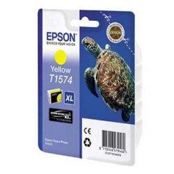 Epson oryginalny wkład atramentowy / tusz C13T15744010. yellow. 25.9ml. Epson Stylus Photo R3000