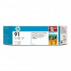 HP oryginalny wkład atramentowy / tusz C9466A. No.91. light grey. 775ml. HP Designjet Z6100 C9466A