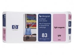 HP oryginalna głowica drukująca C4965A. No.83. light magenta. HP DesignJet 5000. PS. UV. 5500. PS C4965A