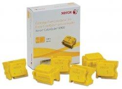 Xerox oryginalny wkład atramentowy / tusz 108R01024. yellow. 16900s. 6szt. Xerox ColorQube 8900 108R01024