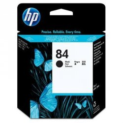 HP oryginalna głowica drukująca C5019A. No.84. black. HP DesignJet 10ps. 20ps. 50ps. 120