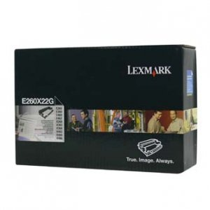 Lexmark oryginalny bęben E260X22G. black. 30000s. Lexmark Optra E260 E260X22G