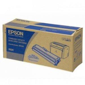 Epson oryginalny developer C13S050520. black. 1800s. Epson AcuLaser M1200 C13S050520