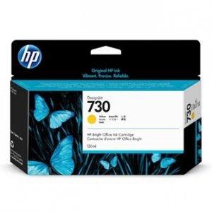 HP oryginalny ink P2V64A, HP 730, yellow, 130ml, HP P2V64A