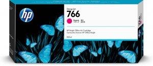 HP Atrament 766 300-ml Magenta Ink Crtg P2V90A