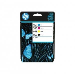 HP oryginalny ink / tusz 6ZC69AE, CMYK, HP 953, HP Officejet Pro 8218,8710,8720,8740