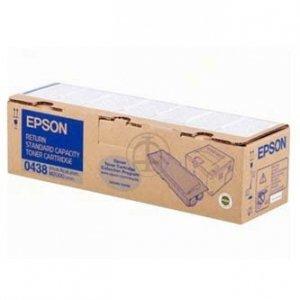 Epson oryginalny toner C13S050438. black. 3500s. return. Epson AcuLaser M2000D. 2000DN. 2000DT. 2000DTN C13S050438