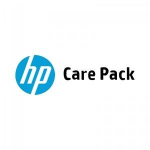 HP Polisa serwisowa 3y Nbd+PES for LaserJet M608 HW Supp U9NF8E