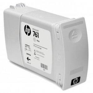 HP oryginalny wkład atramentowy / tusz CM995A. grey. 400ml. No.761. HP DesignJet T7100 CM995A