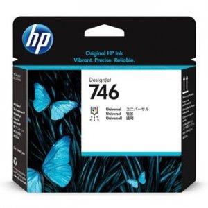 HP oryginalny głowica drukująca P2V27A, HP 746, 1szt, HP pro DesignJet Z6, Z9+ P2V25A