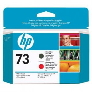HP oryginalny wkład atramentowy / tusz CD949A. matte black/chromatic red. HP Designjet Z3200 Printer series CD949A