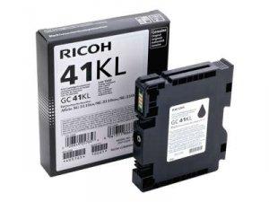 Ricoh oryginalny żelowe wypełnienie 405765. black. 600s. GC41KL. Ricoh AFICIO SG 2100N 405765