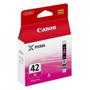 Canon oryginalny wkład atramentowy / tusz CLI-42M. magenta. 6386B001. Canon Pixma Pro-100 6386B001