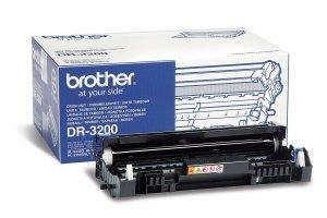 Brother oryginalny bęben DR3200. black. 25000s. Brother HL-5340D. 5350DN. 5350DNLT. 5380DN DR3200