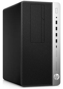 Komputer 600MT G4 i5-8500 1TB/8GB/DVD/W10P 4HM98EA 4HM98EA
