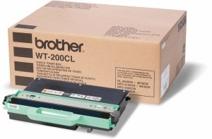 Brother oryginalny pojemnik na zużyty toner WT200CL. 50000s. HL-30x0CN. MFC-9X20CN WT200CL