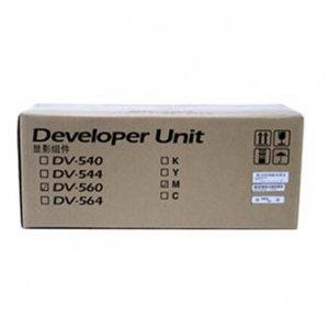 Kyocera Mita oryginalny developer DV-560M. magenta. 200000s. Kyocera FS-C5350DN.FS-C5350DN/KL3.FS-C5300DN.FS-C5200DN DV-560M