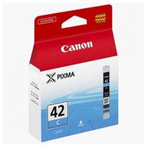 Canon oryginalny wkład atramentowy / tusz CLI-42C. cyan. 6385B001. Canon Pixma Pro-100 6385B001